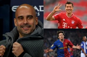 Pep Guardiola, Bayern Munich, FC Barcelona