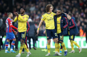Arsenal, Luiz, Lacazette