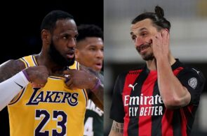 LeBron James, Zlatan Ibrahimovic