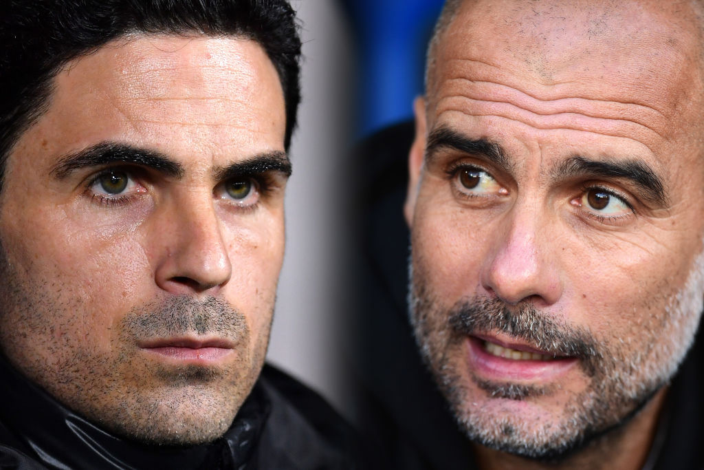 Arsenal vs Manchester City - Match Preview, Team News & Stats
