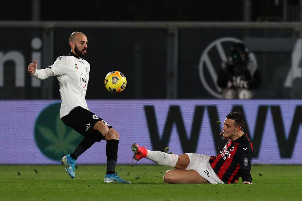 Spezia Calcio v AC Milan - Serie A