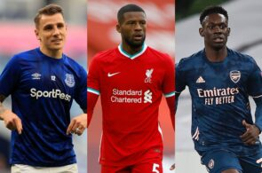 Saturday's transfer rumors - Liverpool name a Wijnaldum replacement