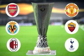 Europa League last-16