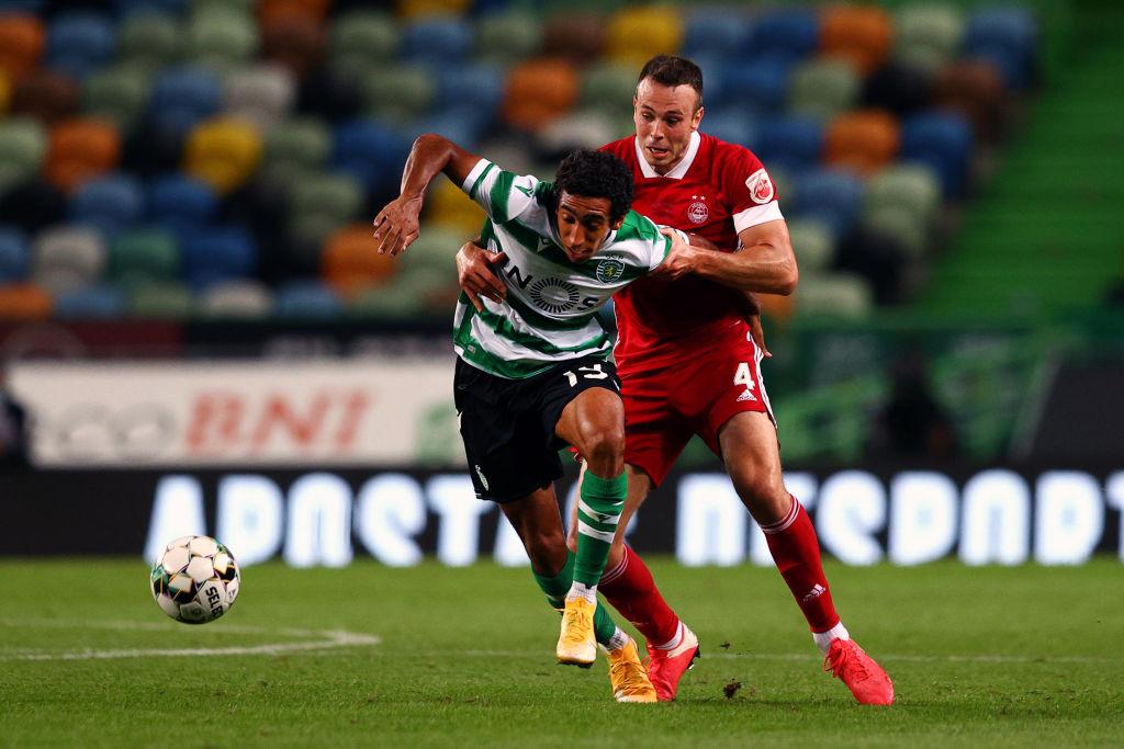 Sporting CP v Aberdeen: UEFA Europa League Third Qualifying Round