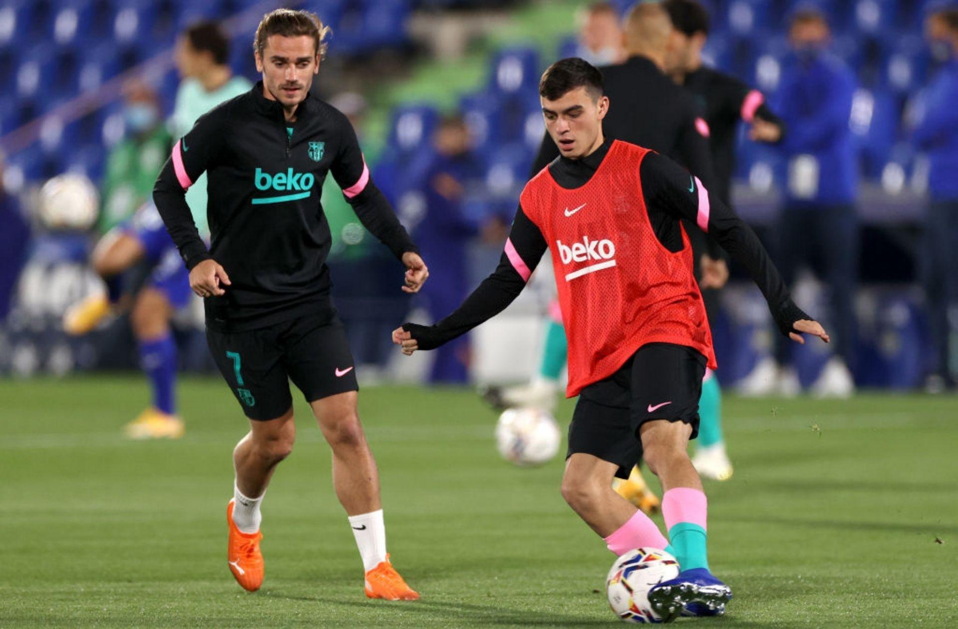Pedri, FC Barcelona
