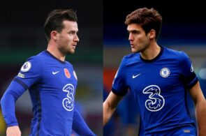 Ben Chilwell, Marcos Alonso, Chelsea