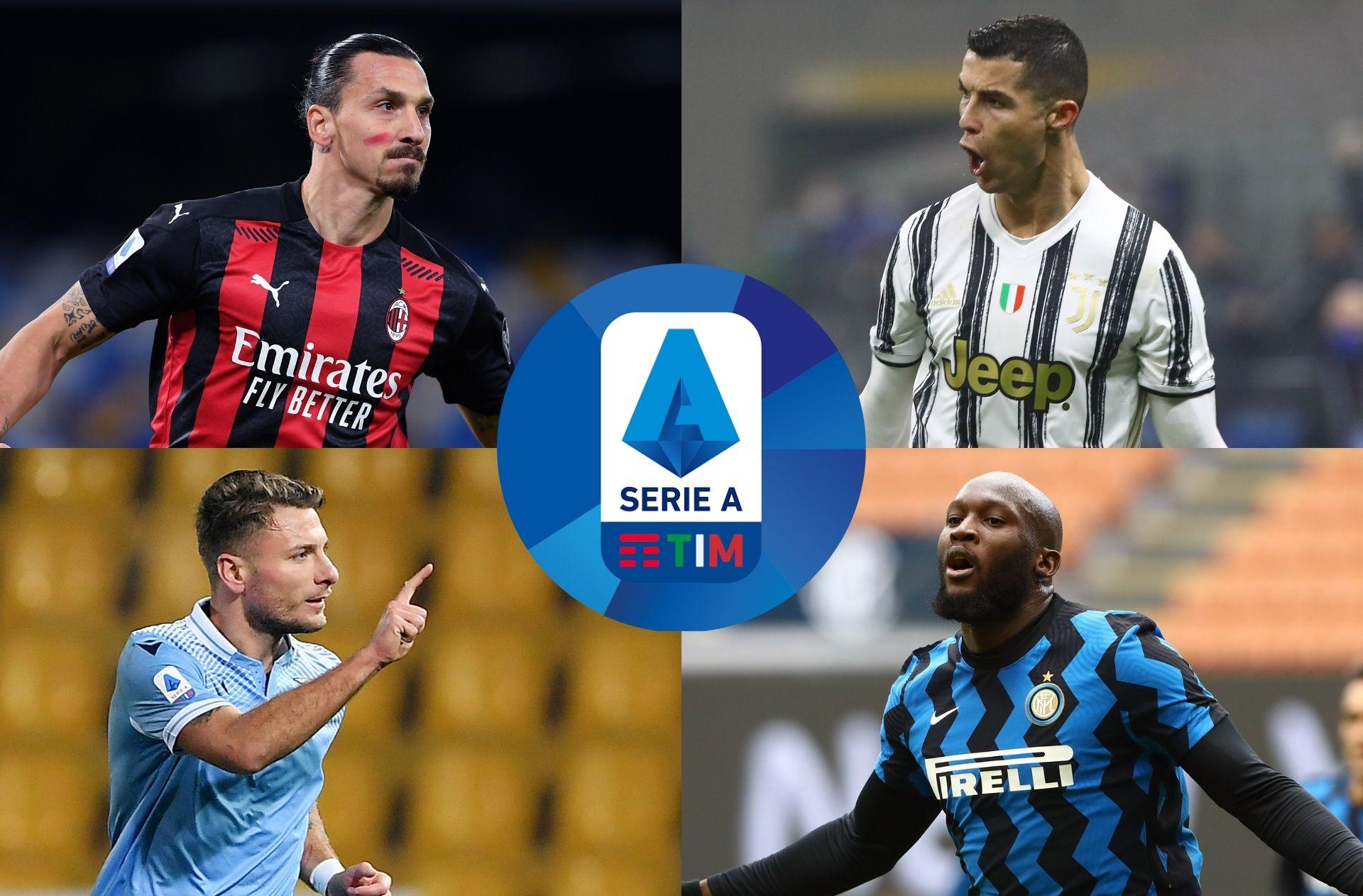 Serie A Golden Boot