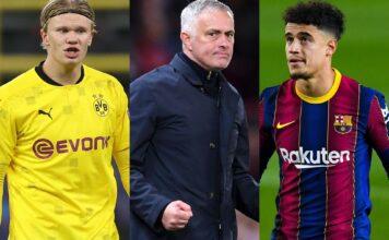 Sunday's transfer rumors - Mourinho plots shock Barcelona trade deal