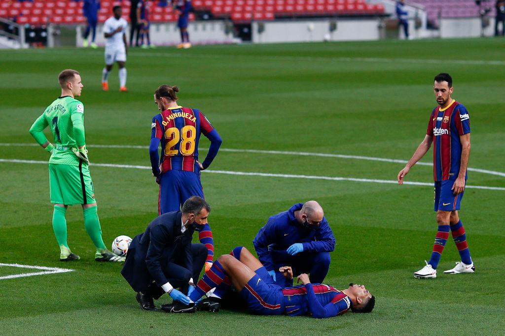 FC Barcelona, Ronald Araujo