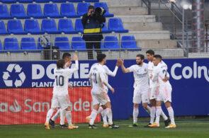 SD Huesca v Real Madrid - La Liga Santander