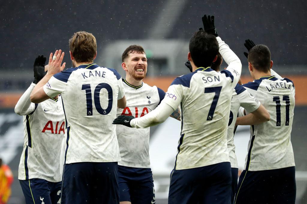 Tottenham vs West Brom: Premier League Player Ratings