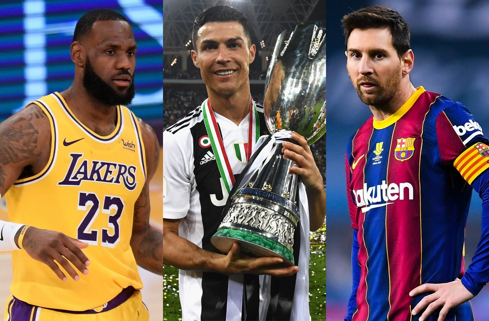 Top 20 best-paid athletes on social media in 2021