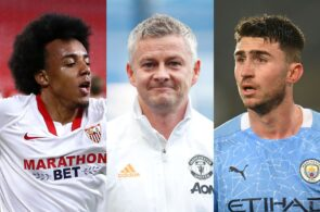 Sunday's transfer rumors - Man United's top summer target revealed