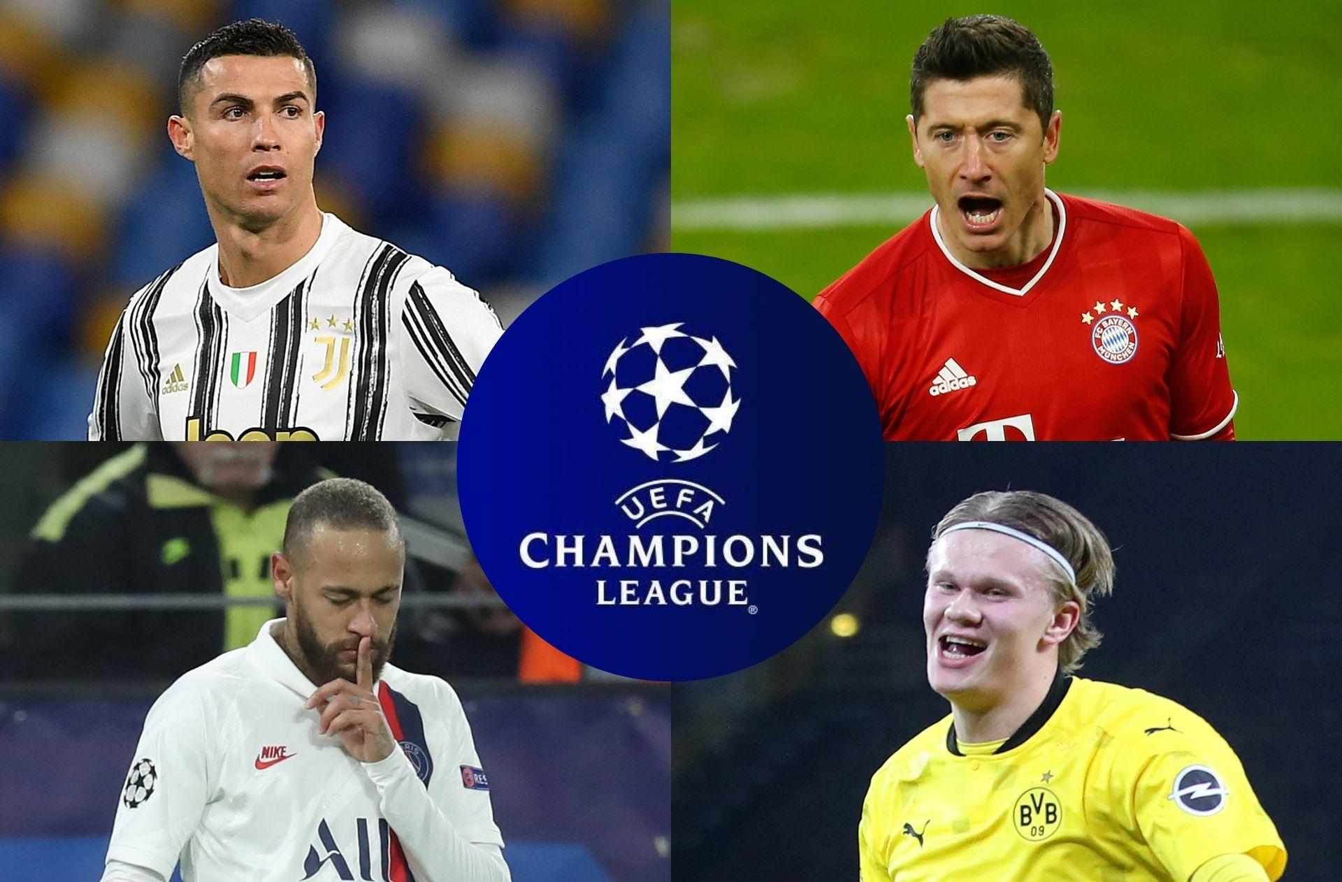 Champions League top-scorers
