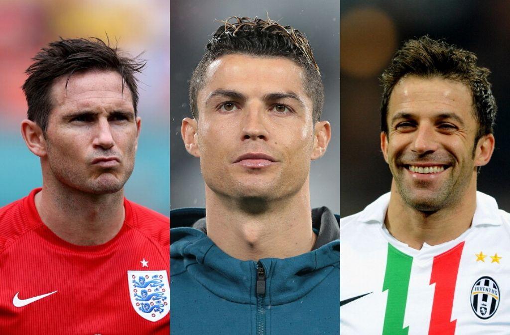 best penalty-takers