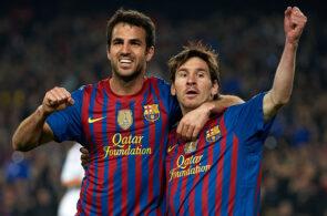 FC Barcelona v AC Milan - UEFA Champions League Quarter Final