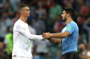 Luis Suarez, Cristiano Ronaldo