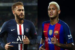Neymar - Paris Saint germain & FC Barcelona