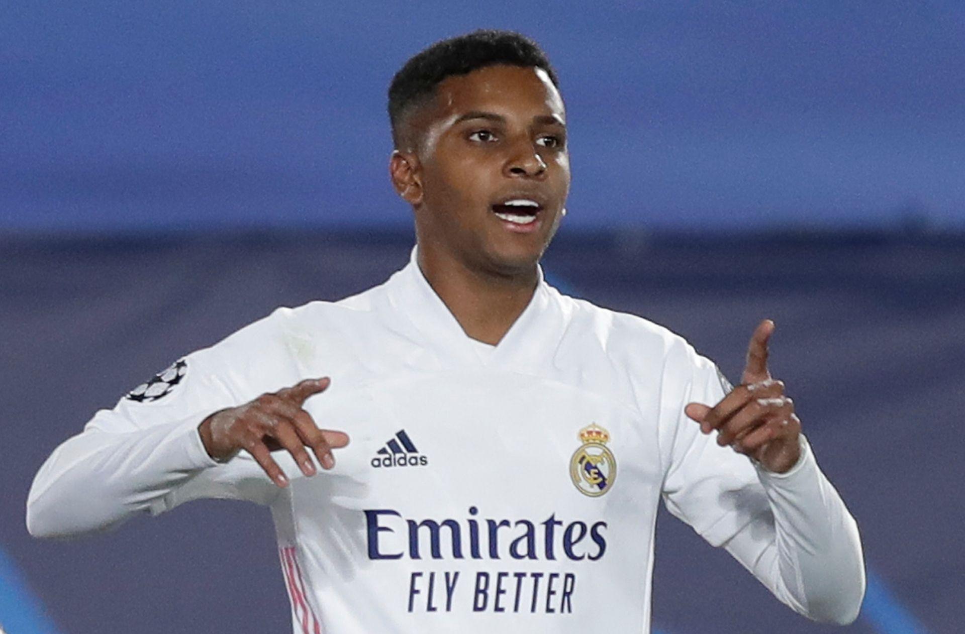 Rodrygo Goes - Real Madrid