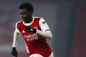 Bukayo Saka - Arsenal