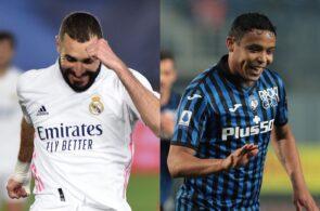 Real Madrid vs Atalanta: Champions League