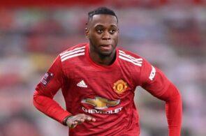 Aaron Wan-Bissaka - Manchester United