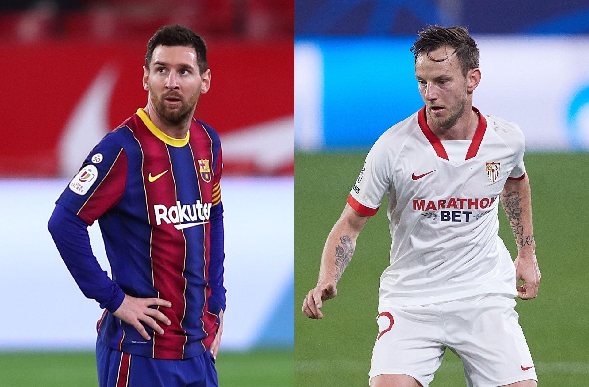 FC Barcelona vs Sevilla: Copa del Rey