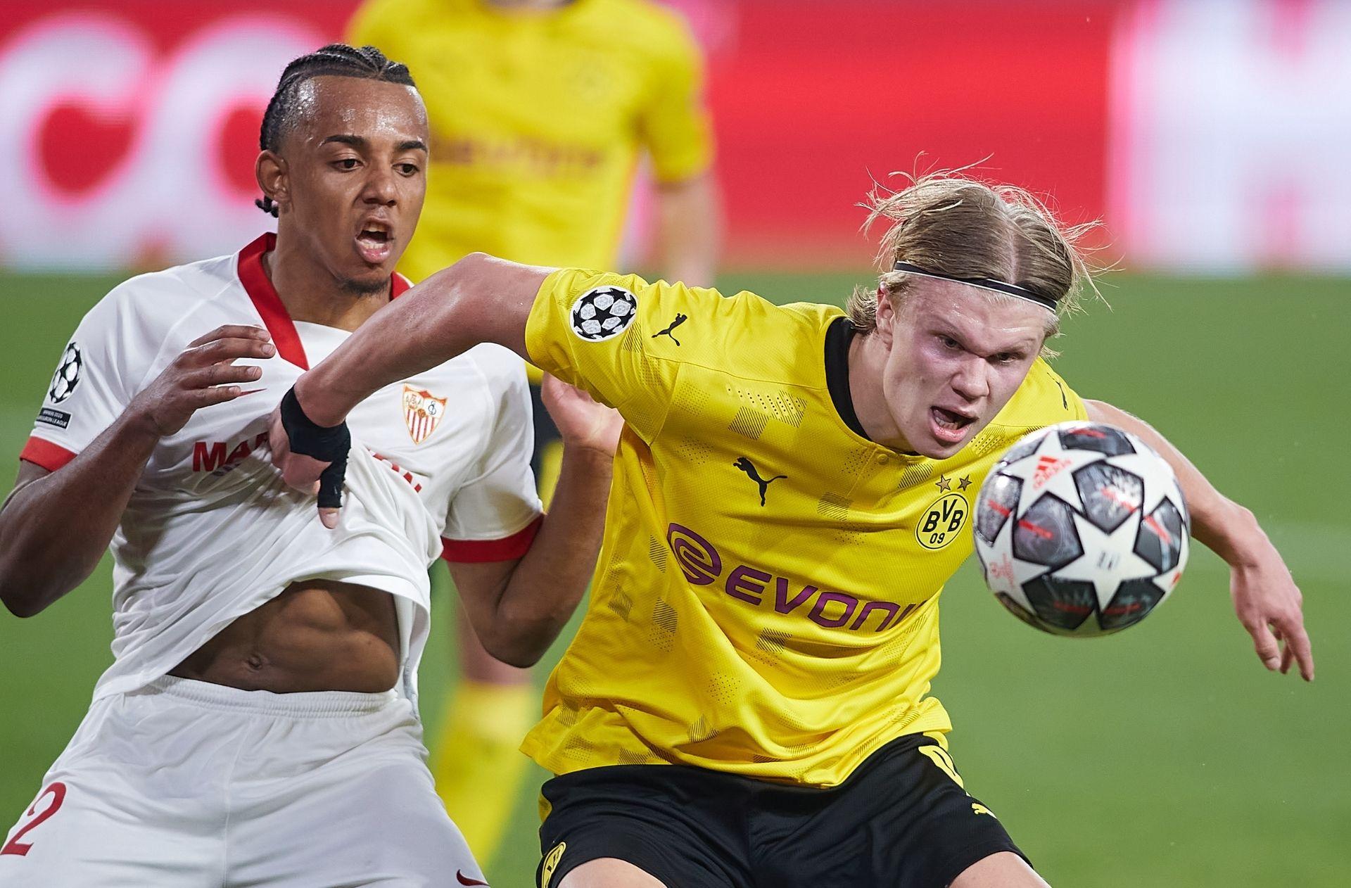 Borussia Dortmund vs Sevilla: Champions League