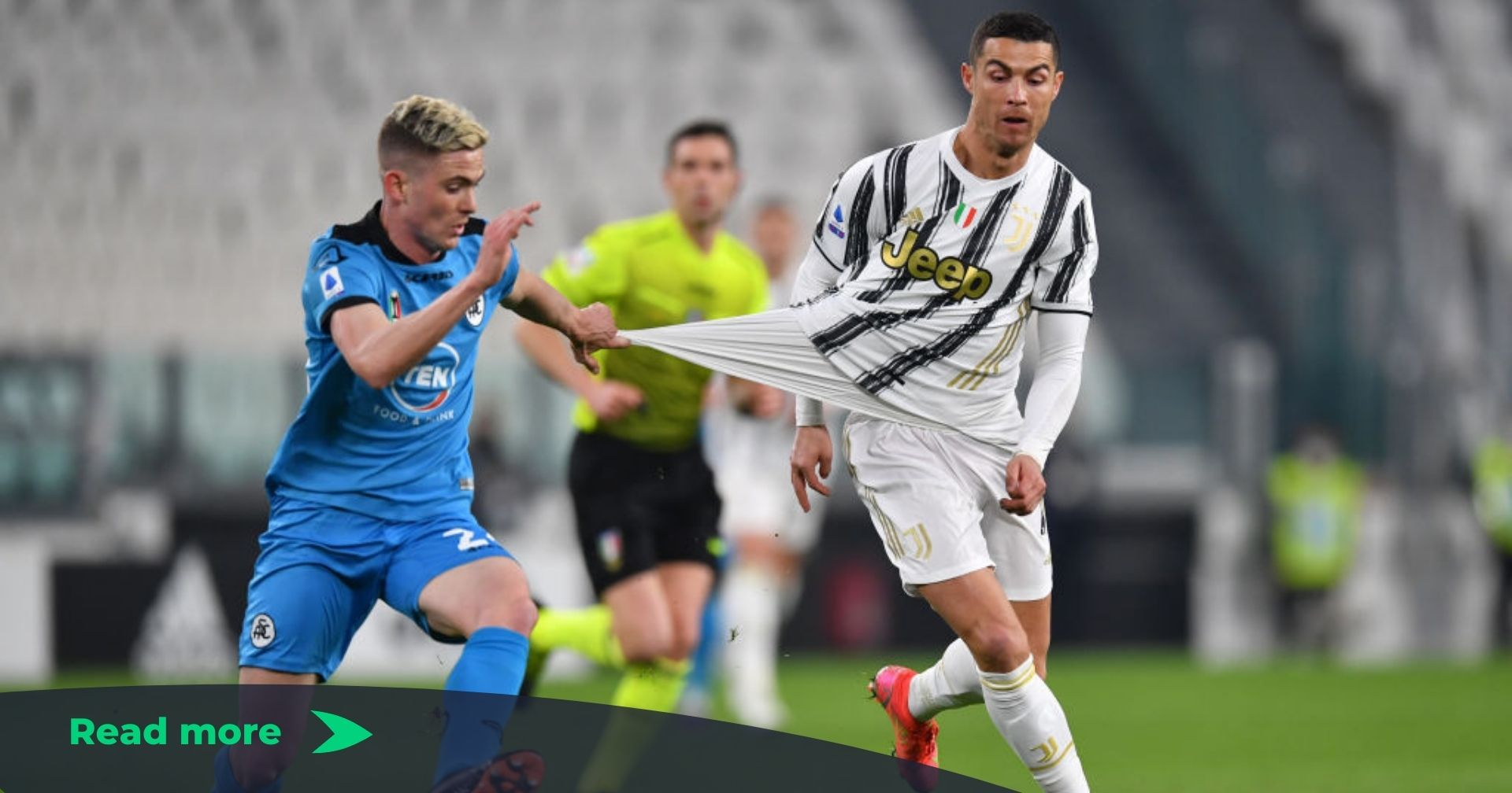 Juventus 3-0 Spezia – Serie A Player Ratings