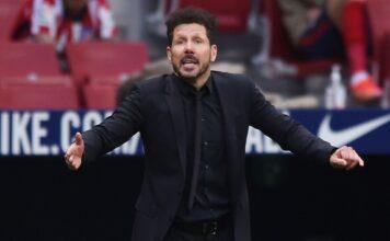 Diego Simeone - Atletico Madrid