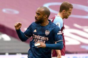 Alexandre Lacazette - West Ham vs Arsenal