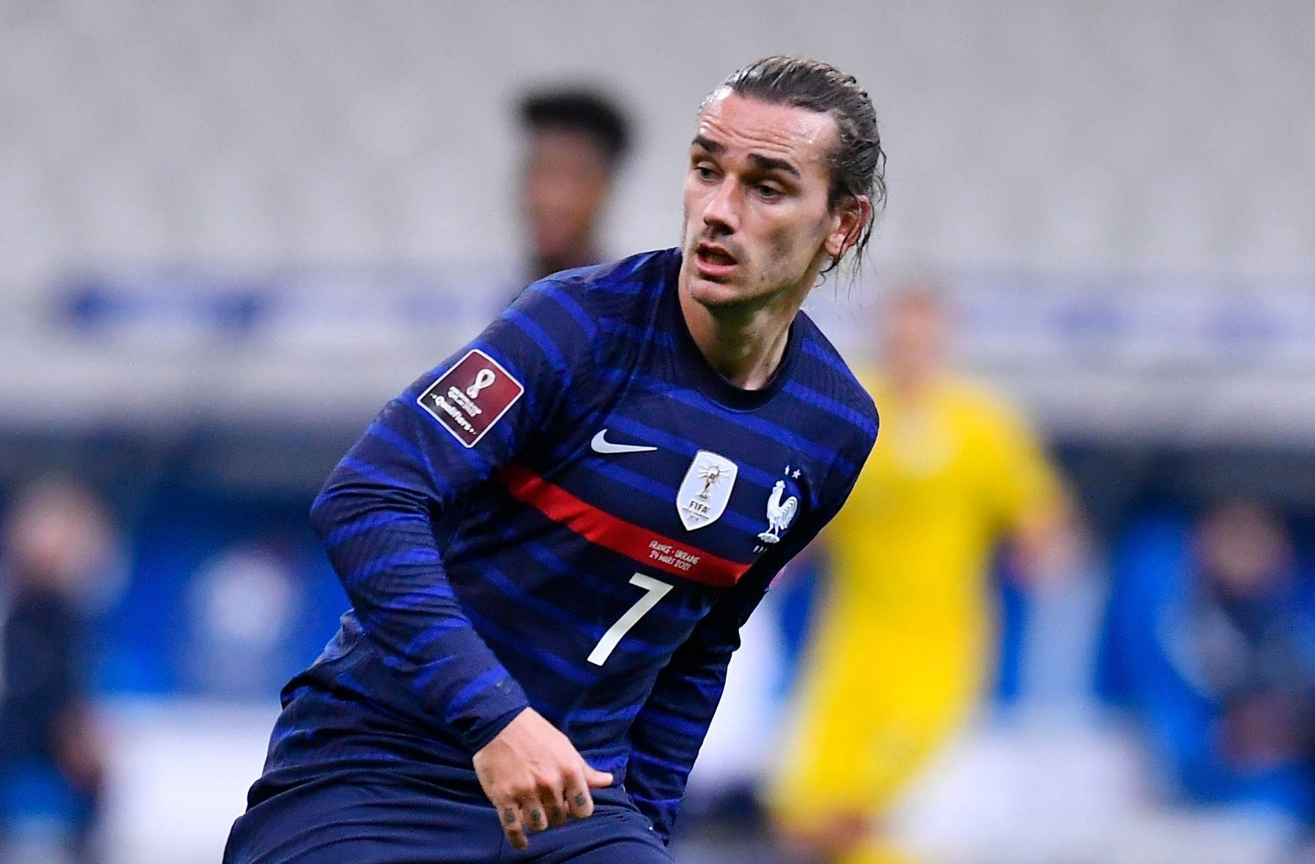 Antoine Griezmann - France vs Ukraine