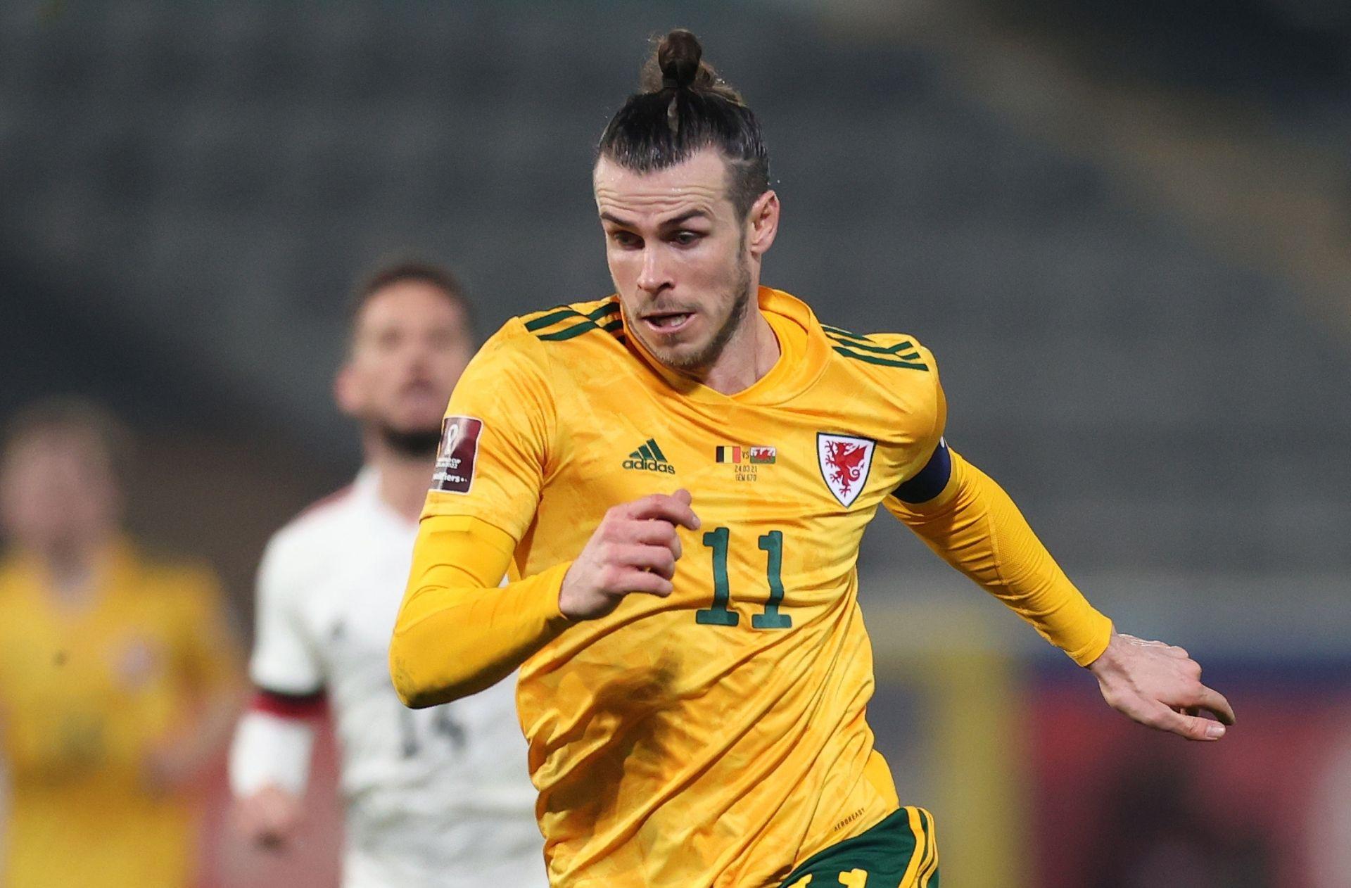 Gareth Bale - Wales vs Belgium