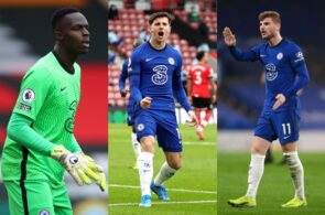 Top five Chelsea players of the season so far