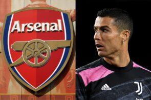 Arsenal, Cristiano Ronaldo