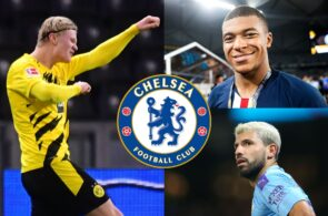Chelsea, Erling Haaland, Kylian Mbappe, Sergio Aguero