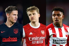 Saturday's transfer rumors - Arsenal identify Odegaard alternative