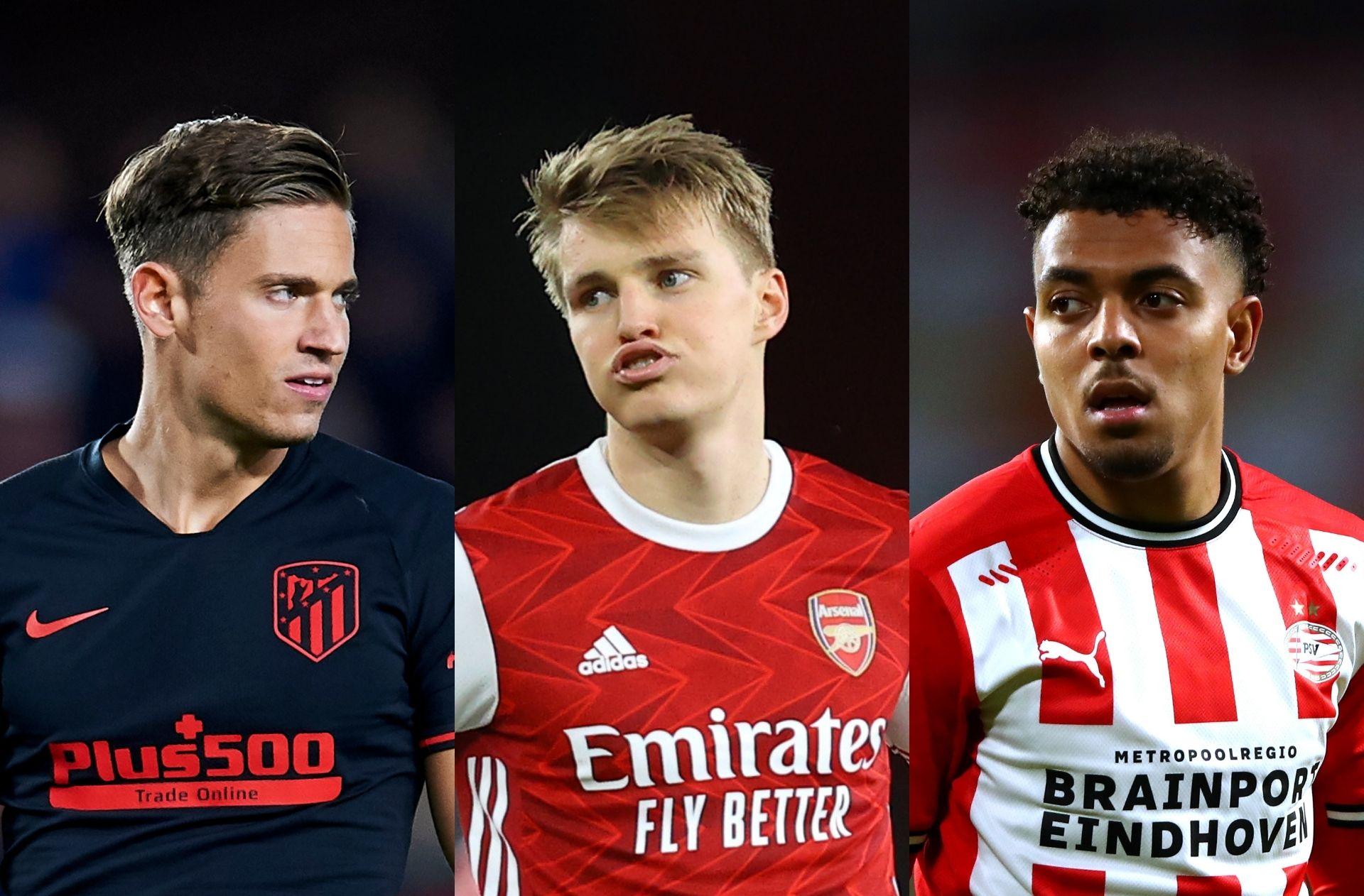 Saturday's transfer rumors - Arsenal identify Odegaard alternative