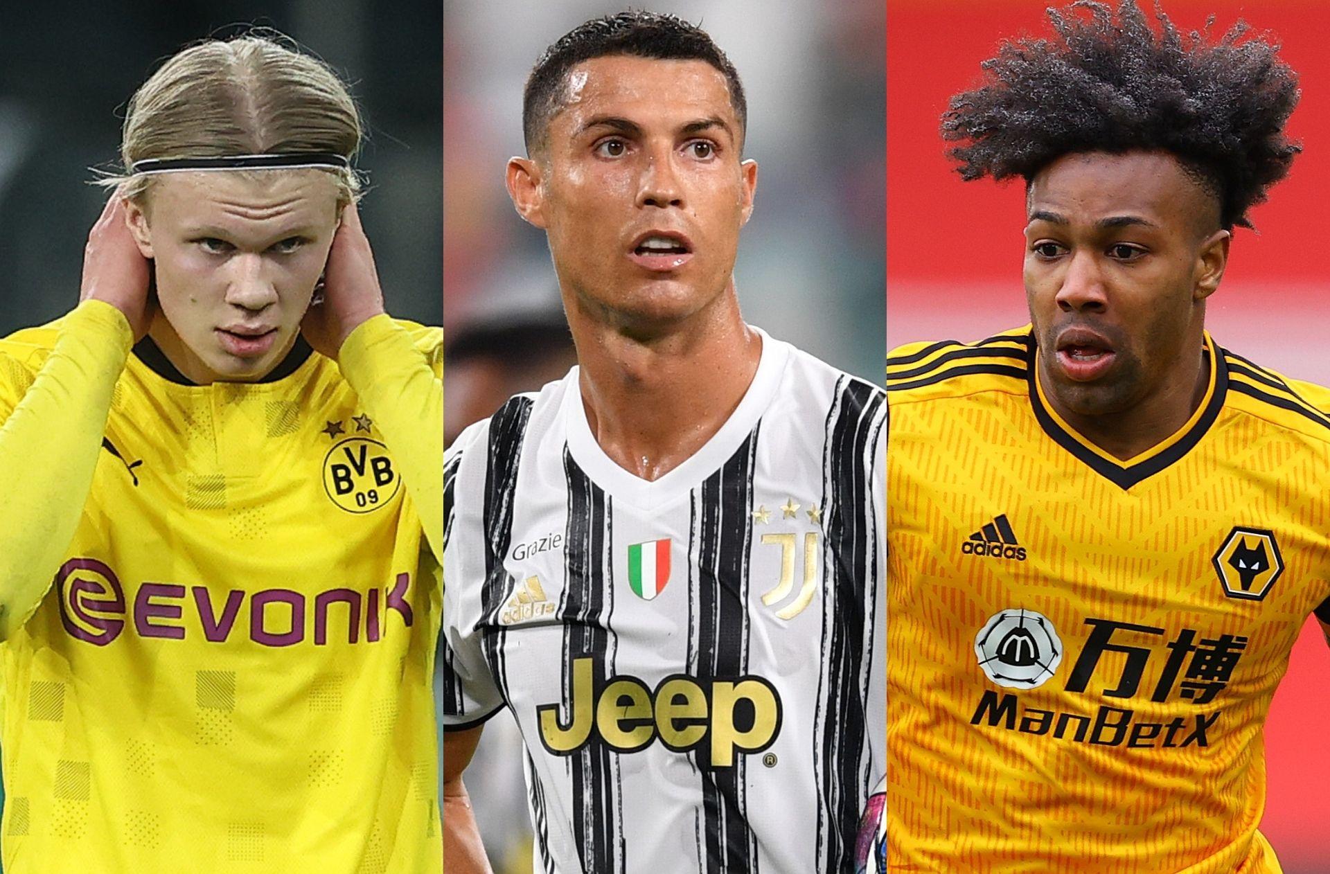Saturday's transfer rumors - Juventus name a strike partner for Ronaldo
