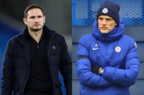 Frank Lampard, Thomas Tuchel, Chelsea