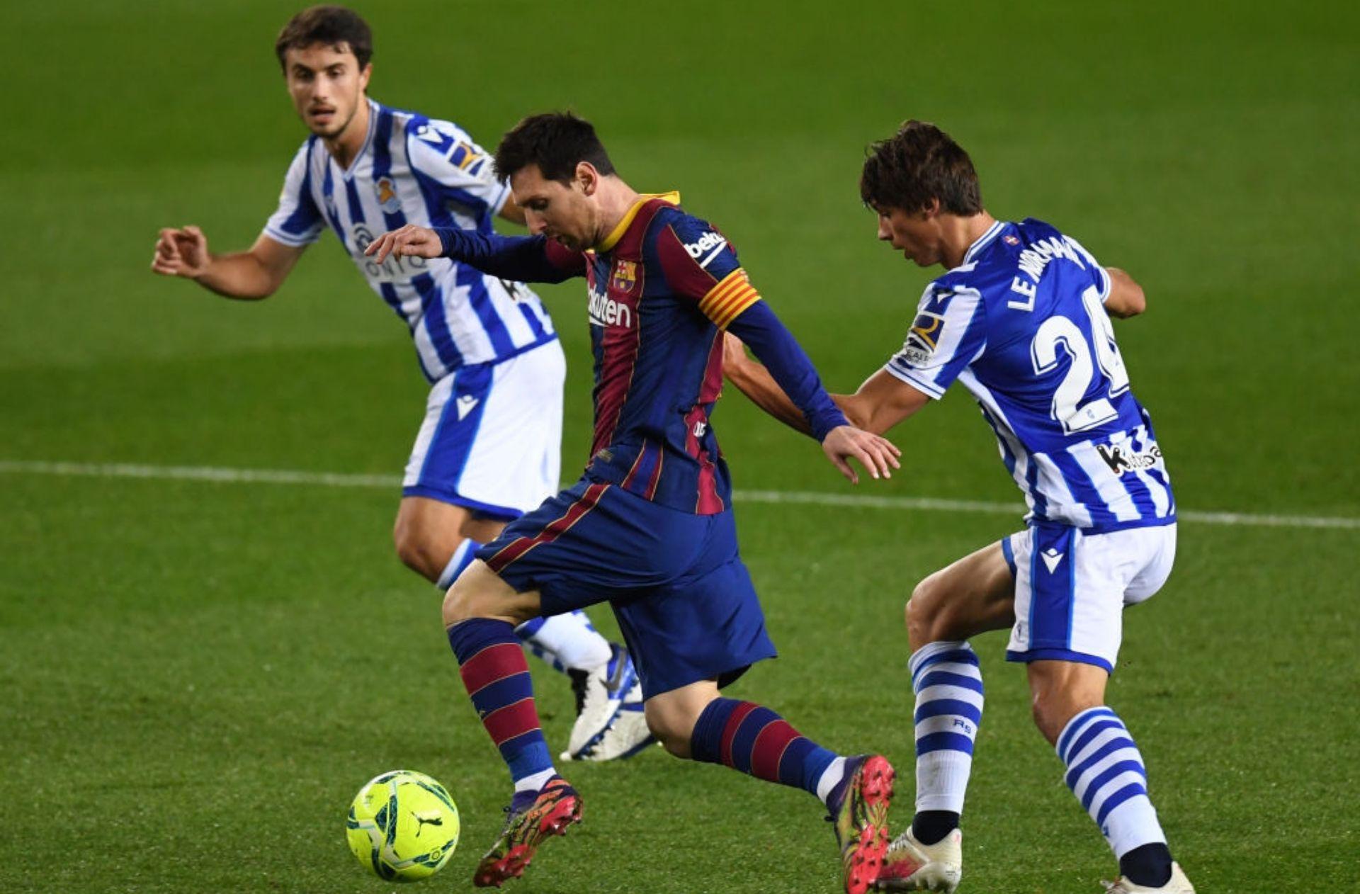 Real Sociedad vs FC Barcelona: Preview, Betting Tips, Stats & Prediction