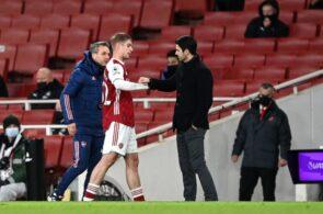 Mikel Arteta, Emile Smith Rowe, Arsenal