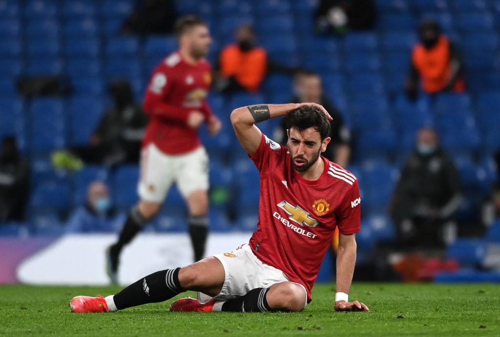 Bruno Fernandes, Manchester United