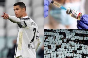Cristiano Ronaldo, COVID-19