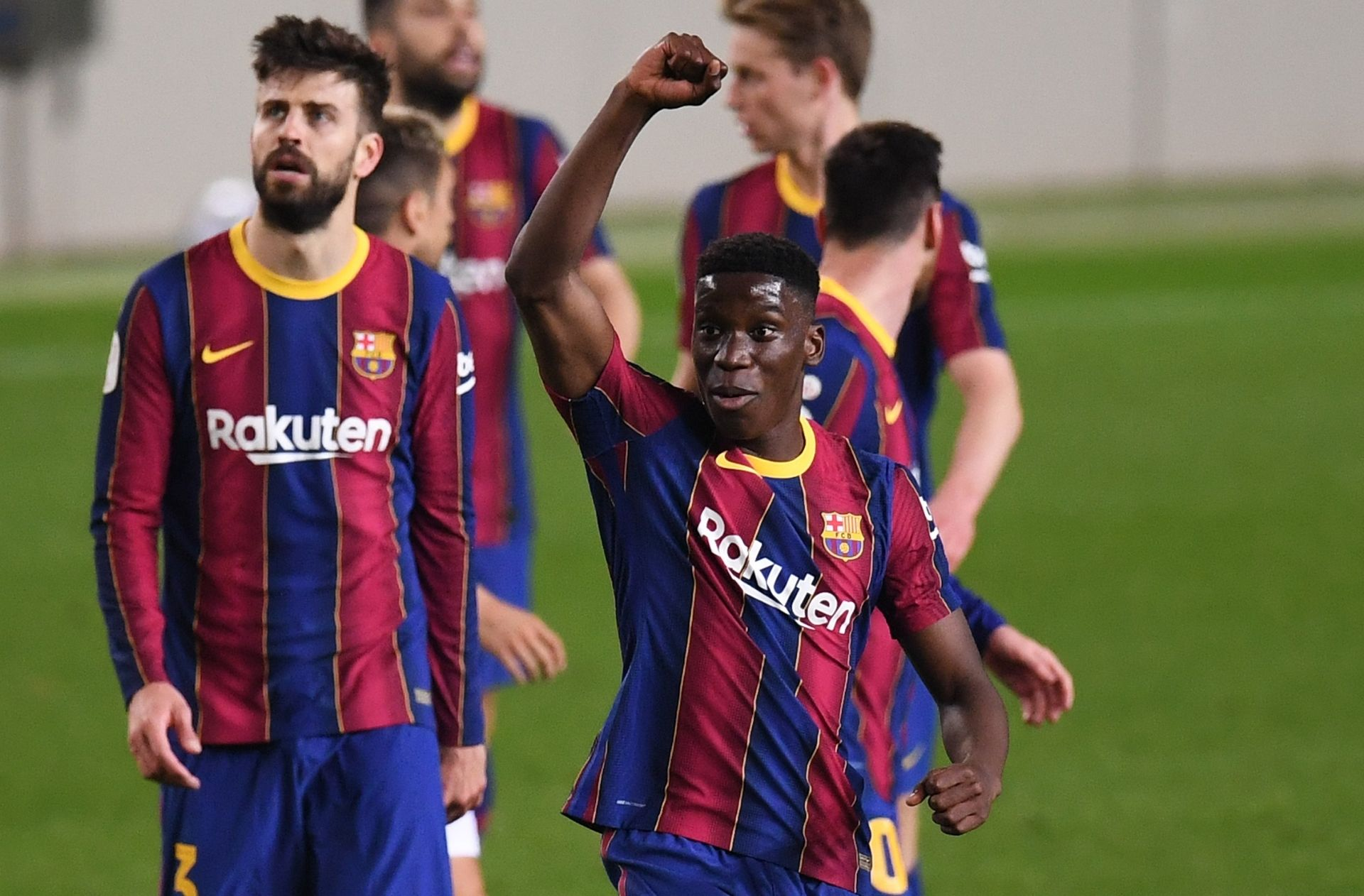 Barcelona wonderkid's father reveals why he rejected Manchester City