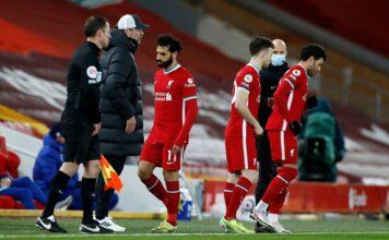 Jurgen Klopp, Mohamed Salah, Liverpool