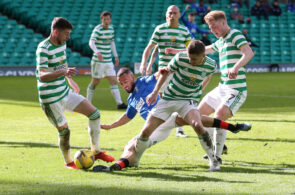 Celtic 1-1 Rangers - Scottish Premiership Player ratings