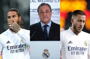 Sunday's transfer rumors - Real Madrid plan to offload 6 players