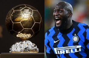 Ballon d'Or, Romelu Lukaku, Inter Milan