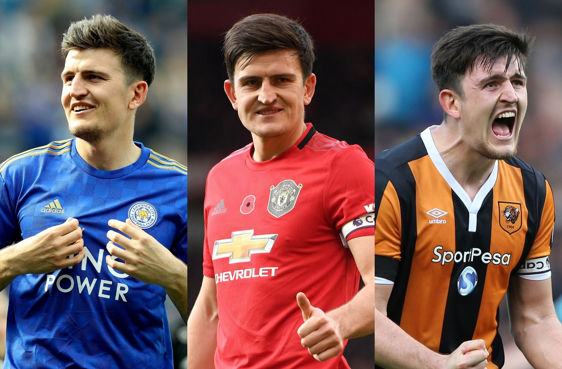 Top 5 career moments of Manchester United captain Harry Maguire